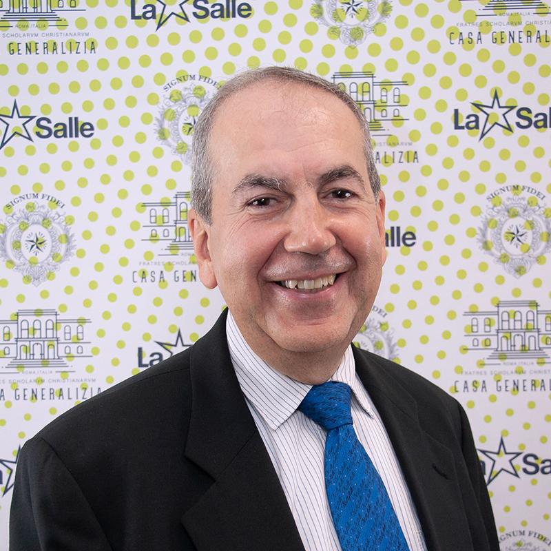 Hno. Jorge Gallardo – Vicario General